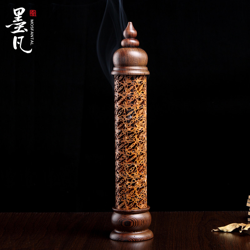 Walnuts made incense fragrance of sandalwood of incense and incense road oil burne incense box