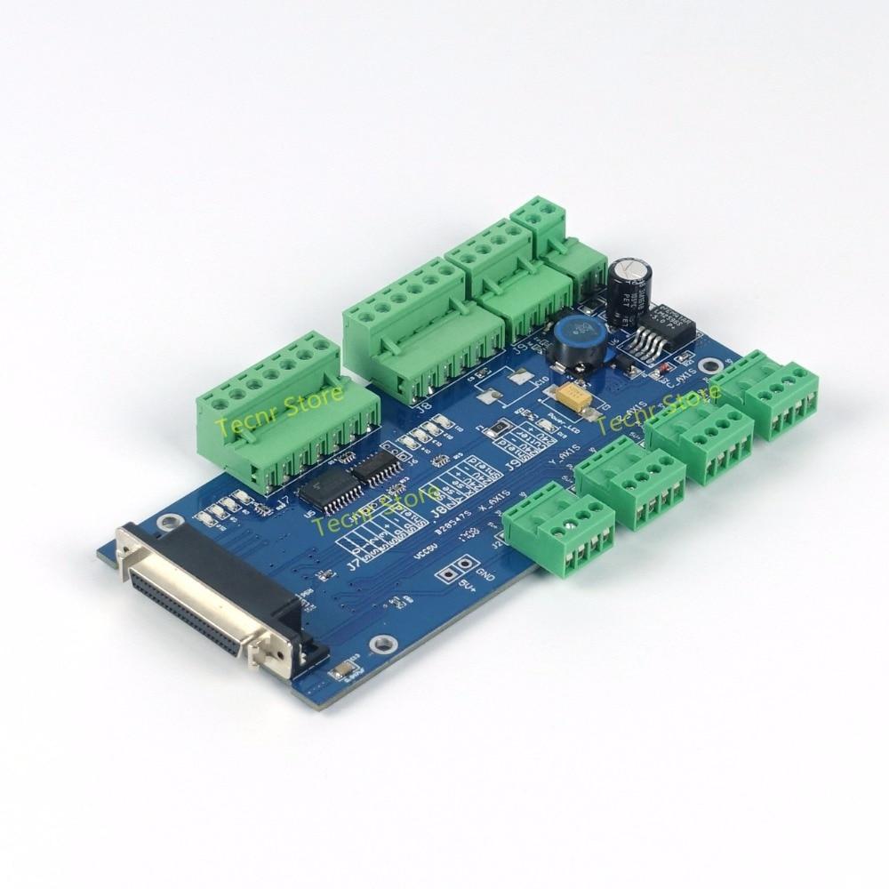 RZNC 0501 DSP Controller Sistema di carte di controllo a 3 assi per - Parti di macchine per la lavorazione del legno - Fotografia 4
