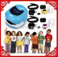 Color OLED Fingertip Pediatric Pulse Oximeter for Children for Child - Spo2 Monitor Kids Best Sale 2015