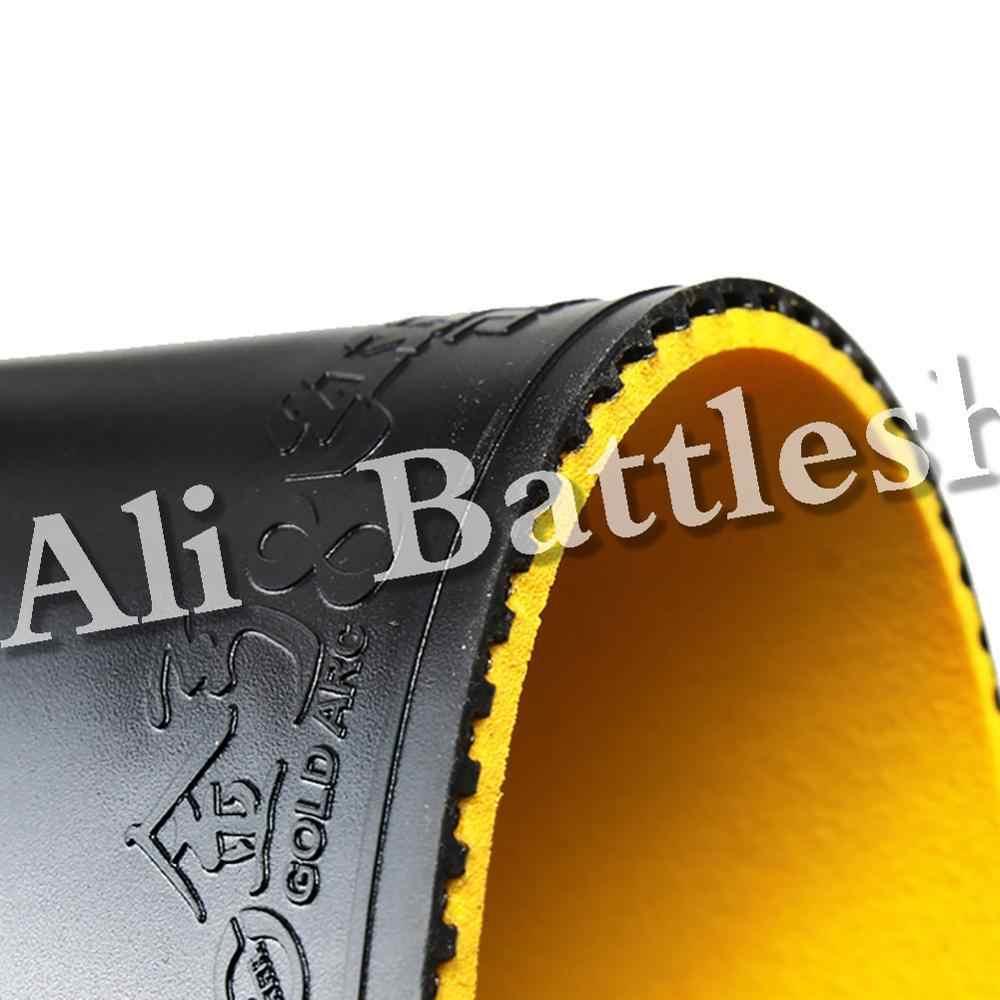 Yeni varış orijinal DHS GOLDARC 8 almanya masa tenisi kauçuk Ping Pong kauçuk ücretsiz kargo