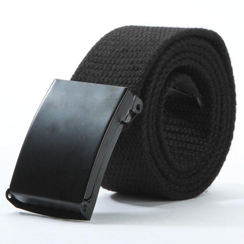 Waist Tactical Adjustable Outdoor Belt Military Nylon Belt Men New Style Belt Automatic Buckle Cummerbunds para hombre Big Size