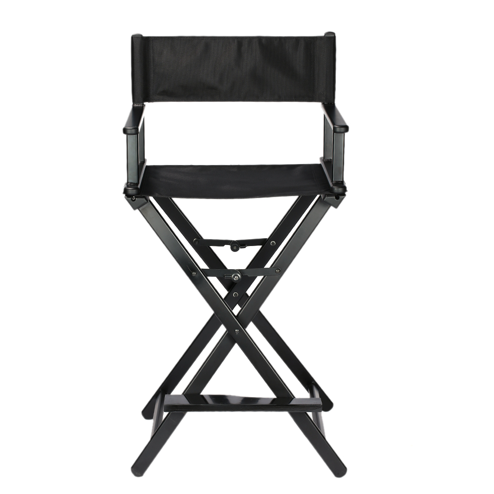 Portable makeup chair - Professional Makeup Artist Director S Chair Aluminum Frame Portable Folding Chair Ultra Light Weight And Outdoor Foldable