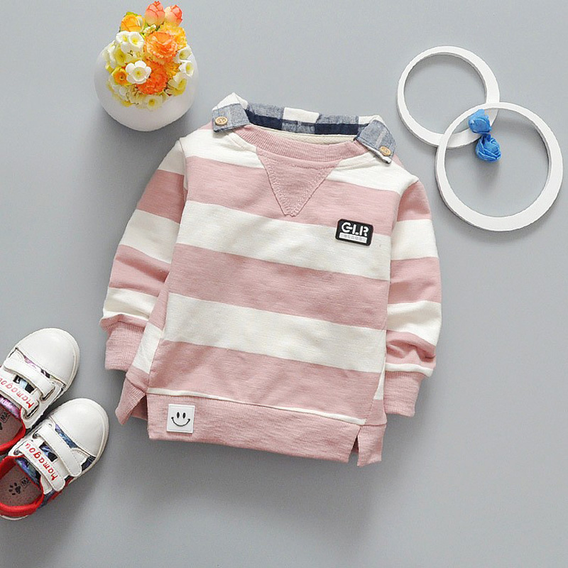 Autumn-Spring-Casual-Baby-Babi-Children-Clothing-Boys-Infants-Striped-Cotton-Long-Sleeve-T-shirt-Tops-Tee-S1034-1
