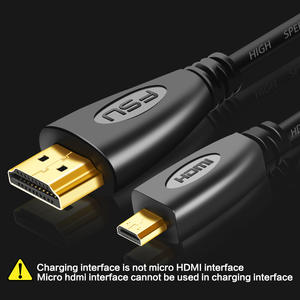 HDMI 1.5 m 3 m 5 m to HDMI Cable for Phone Tablet HDTV PS3 XBOX Camera GoPro 1 m