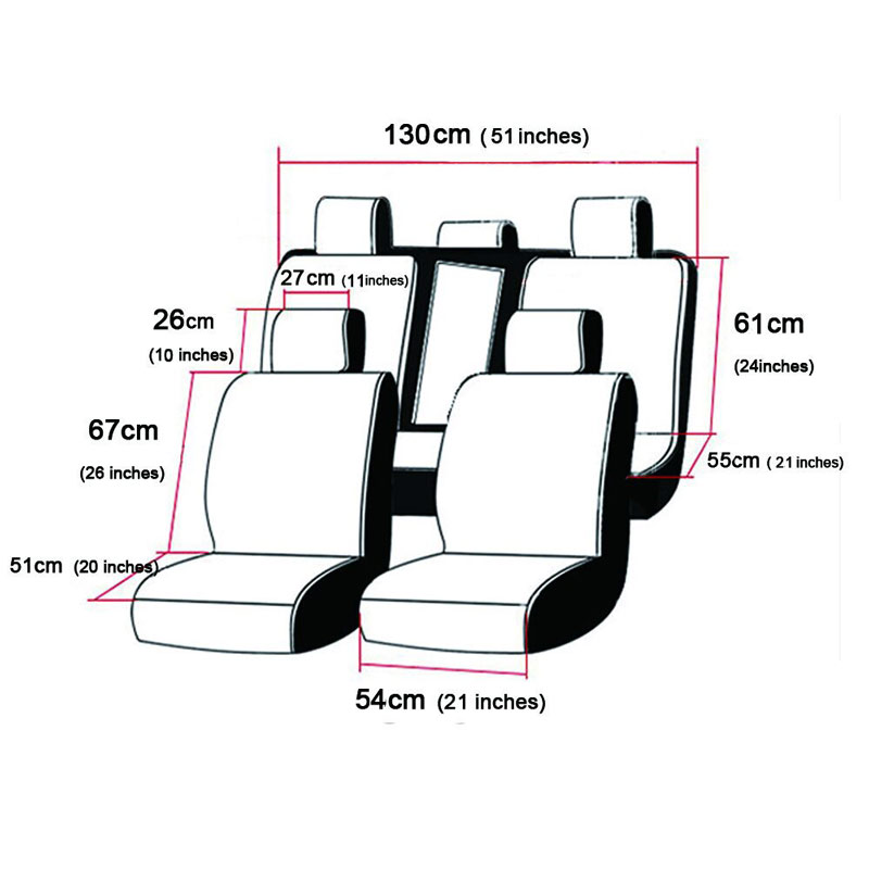 Yeti Chair Accessories Bone Inlay Car Seat Cover Covers Auto Interior For Skoda Rapid Spaceback Superb 2 3 Citigo Karoq In Automobiles From