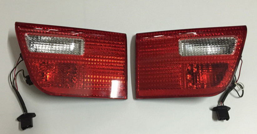 Qirun Rear Lamp Tail Light Assembly For BMW X5 E53 3.0i 4.4i 4.6is 4.8is 2000-2006