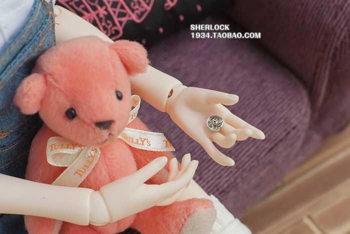 6 мм кнопочный мини-пряжки аксессуары для куклы металлической пряжкой оснастки для blyth BJD салон кукла azone аксессуары «сделай сам»