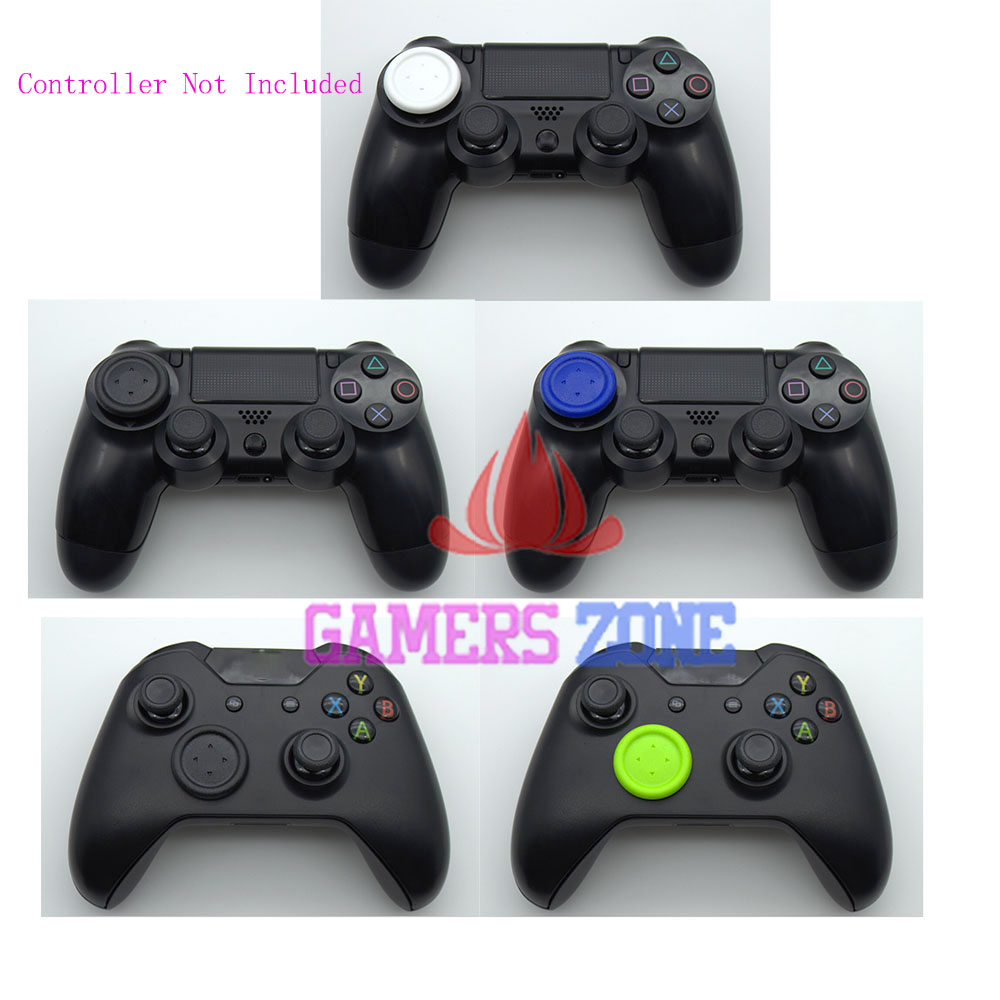 Removable Control Dpad Disc For XBOX ONE PS4 Controller Flat D Pad Button-in Replacement Parts