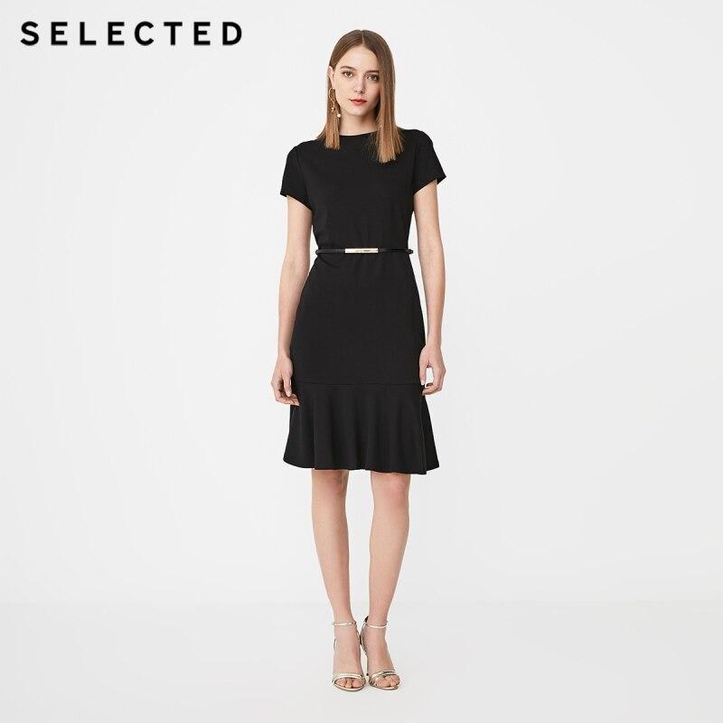 اختيار يتأهل مظلة شكل الأسود تكدرت تنحنح محبوك اللباس S  419261508-في فساتين من ملابس نسائية على  مجموعة 1