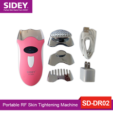 Micro Current Lifting Face Device Portable/Radio Frequency Facial Machine For Home Use