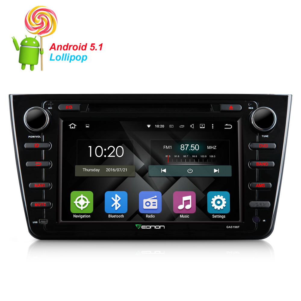Sh Show Me How To Play A Dvd In My Pc - Eonon ga5198fv 8 multimedia android 5 1 1 car gps dvd player special for new
