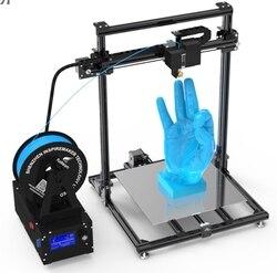 Producent druku 3d PLA 310*310*410mm/400*400*400mm/500*500*500m drukarka 3d 3d metal wszystko w jednej drukarce w Drukarki wielofunkcyjne od Komputer i biuro na