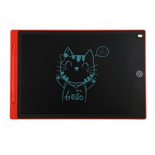 12″ Electronic Digital LCD Drawing Tablet Kids Practice Writing Painting Pad Notepad Graphic Board Graphic Panel with Stylus Pen