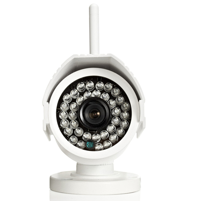 OwlCat Outdoor Bullet IP Camera WIFI SD Card 2MP HD 1080p Audio Microphone Wireless Survelliance CCTV IR P2P iPhone Android