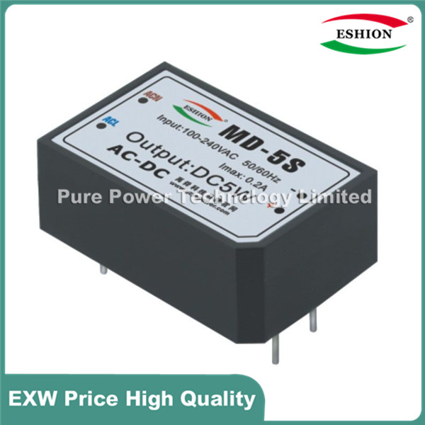 AC-DC 220V to 5V1A Mini Power Supply Module Intellignt Household Switch Power Supply Module