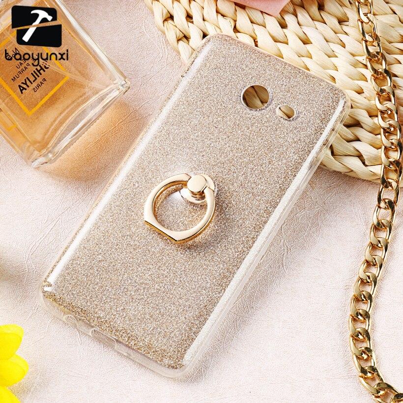 Galleria fotografica TAOYUNXI Cardboard Phone Case For Samsung Galaxy J3 2017 J330F/DS J3 Pro 2017 5.0 inch US Version Cover Soft TPU Bag Cover