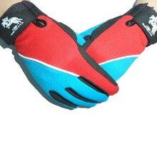 Противоскользящие Верховая езда Прихватки для мангала для детей взрослых прочный Одежда высшего качества Ассорти Цвета