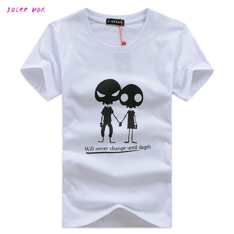 2017 New Fashion T Shirts Men summer Cotton t shirt Casual O Neck Mens Tops Man Short Sleeve Tees large size Size S-5XL