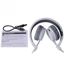 A Headset Folding Bluetooth Headset Folding Bluetooth Wireless Stereo Headphones Headset for Your Cellphone
