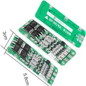 Image 1 - 3S 20A 12.6V litowo jonowy akumulator litowy 18650 ładowarka płyta ochronna PCB moduł ładowania ogniw BMS