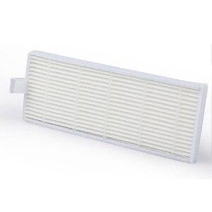 Image 4 - Boîte à poussière avec filtre HEPA primaire, pour ILIFE x620 x623 ilife A6, pièces détachées pour robot aspirateur, boîte à poussière avec filtres