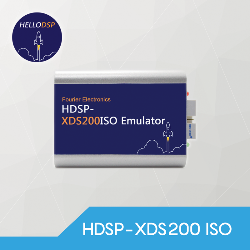 Le simulateur d'isolement XDS200 HDSP-XDS200ISO a des performances solides et stables et ne prend pas en charge CCS3.3