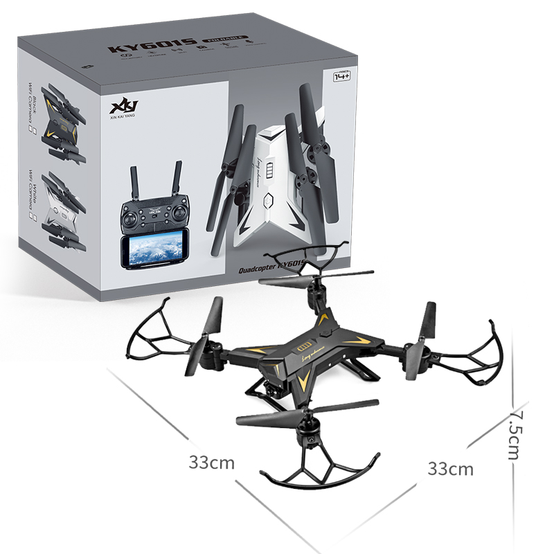 New RC Drone with Camera 4K Selfie Drones with 16MP Camera HD Foldable Quadcopter Quadrocopter with Camera Fly 18 Mins VS E58 6