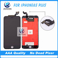 3PCS/LOT AAA Quality No Dead Pixel 5.5 inches LCD Screen For IPhone 6s Plus LCD Replacement  Black  White Free DHL Ship