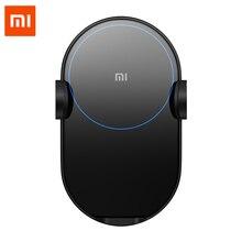 Orijinal Xiao mi kablosuz Araba şarjı 20 W Max Hızlı Şarj mi 9 akıllı uyumluluk Ile Araba Iphone Şarj cihazı Xs Max