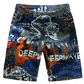 New arrival casual Summer mens beach shorts brand clothing letter printed quickly dry board shorts men plus size M-6XL