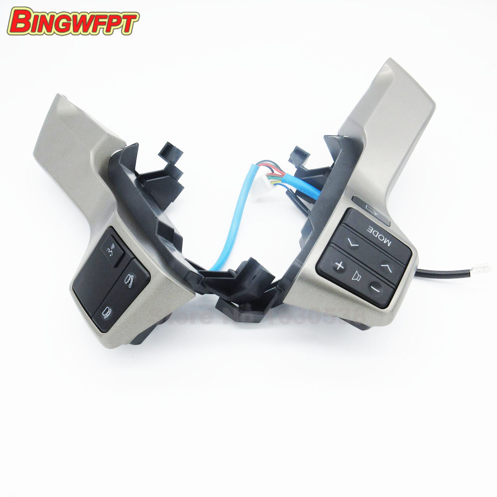 Multifunction Steering Wheel Switch 84250-60160 84250-60160-B1 8425060160B1 For Toyota Land Cruiser Prado GRJ150R KDJ155R KDJ15 смартфон alcatel 5045d pixi 4 white orange page 6