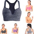 Classic Style Sexy Women Vest Stretch Push Up Seamless Padded Sleeveless Garment For Female