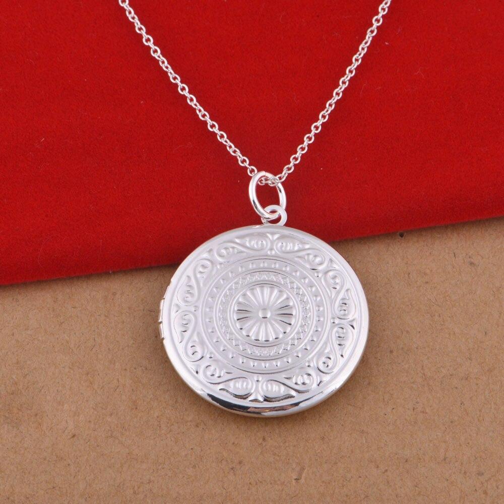 925 Sterling Silber Halsketten & Anhänger Metall Stanzen Blank ...