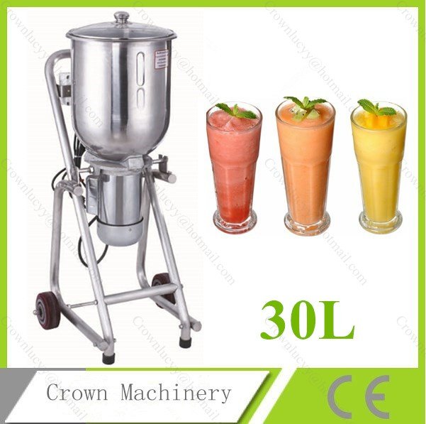 Industrial Kitchen Blender: Super Large 30L Commercial Blender, Big Blender