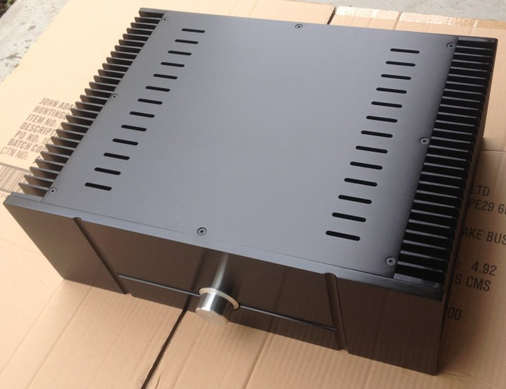 aluminum power amplifier chassis /home audio amplifier case (size 430*150*313MM) 2017 aluminum power amplifier chassis home audio amplifier case size 245 180 259mm