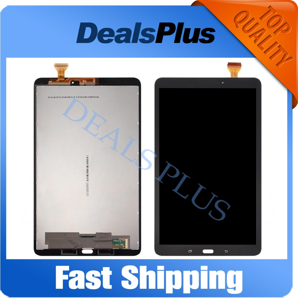 Replacement New LCD Display Touch Screen Assembly For Samsung Galaxy Tab A 10.1 T580 T585 SM-T580 SM-T585 2 color for samsung galaxy tab a 10 1 t580 t585 sm t580 sm t585 touch screen digitizer sensor lcd display monitor assembly