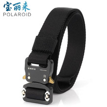 Tactical Belt ENNIU Nylon Outdoor Sports 125x2.5cm Military Adjustable with Metal Buckle Hunting Accessories