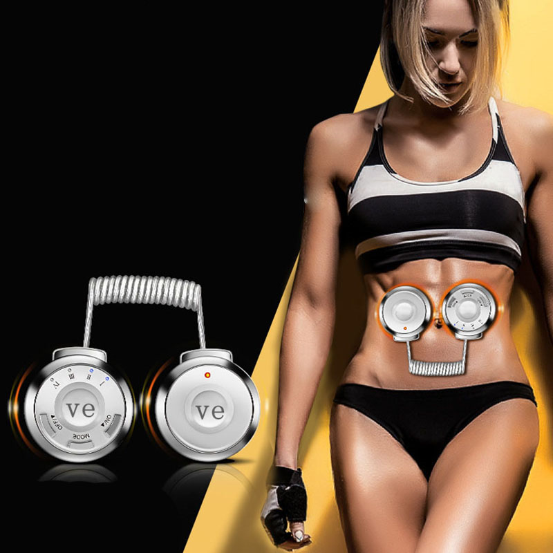 Electric Massage & relaxation Belt Health Care Therapy Slimming Body Massage Belt Gymnic Massager For Muscle Arm Leg Waist 30
