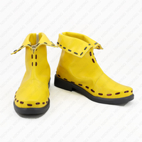 Final fantasy XIV online Boots Cosplay Final fantasy 14 Anime Shoes 0002