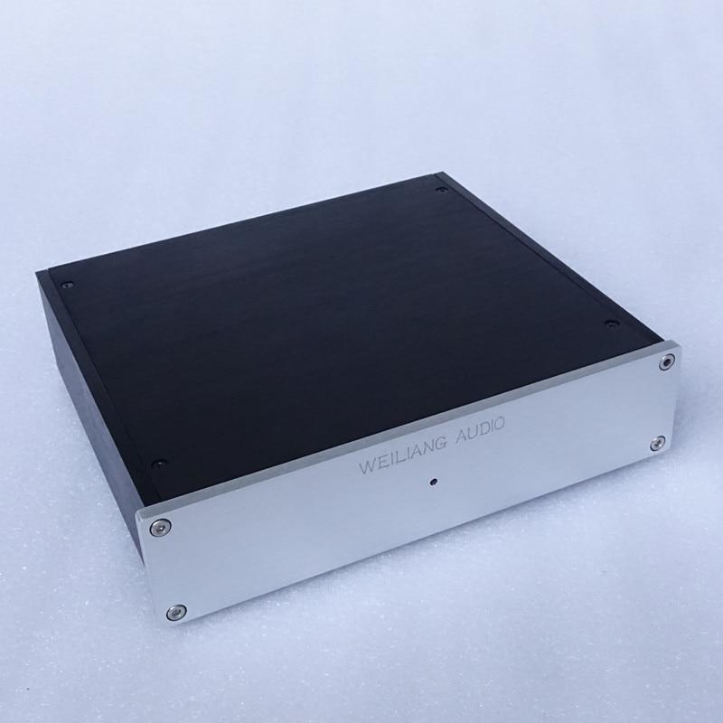 Plataforma giratoria de doble circuito de AUDIO HIFI de WEILIANG-in Amplificador from Productos electrónicos on AliExpress - 11.11_Double 11_Singles' Day 1
