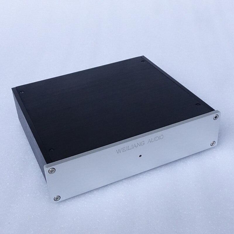 WEILIANG AUDIO HIFI double circuit platine vinyle MM/MC phono étage
