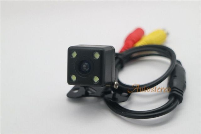 ZWNAV HD Universal Waterproof Car Rear View Camera Reverse Backup Car Backside Parking back up Camera