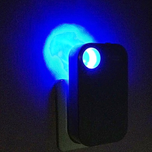 Negative Ion LED Night Light and Air Purifier
