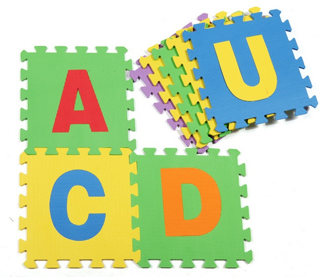 carpet letters. aliexpress.com : buy 26pcs/set eva mat letters puzzle carpet baby play foam floor mats children kids game pad for bedroom from l