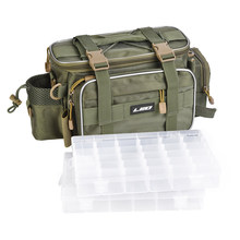 daa9886c6e LEO Outdoor Sports Fishing Bag Large Capacity Multifunctional Bag Waist  Pack Lures Fishing Tackle Gear Bags