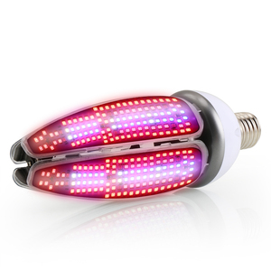 Image 5 - 150W LED Corn Plant Light E40 E27 AC85 265V Full Spectrum Led Cob Chip 360 Degree Lighting Plant Growth Flowering Lamp Corn Bulb