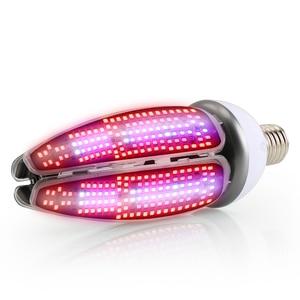 Image 5 - 150W LED Milho Luz Planta E40 E27 AC85 265V Cob Espectro Completo Levou Chip de 360 Graus Iluminação de Crescimento de Plantas de Floração lâmpada de Milho Bulbo