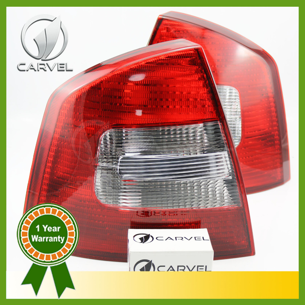 Free Shipping For Skoda Octavia Sedan A6 2009 2010 2011 2012 2013 Pair Of Rear Lamp Tail Light free shipping for skoda octavia sedan a5 2005 2006 2007 2008 right side rear lamp tail light