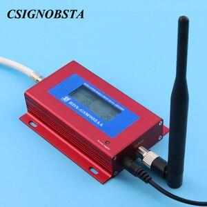 Image 4 - Vente chaude téléphone portable GSM répéteur pour amplificateur cellulaire 2G GSM900 MHz Signal Booster avec antenne Yagi en gros 2019