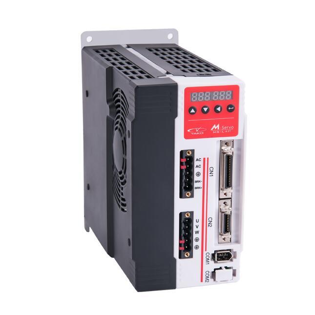 Yako MS L3P 220 В AC ЧПУ Гибридный сервопривод DSP 200 кГц для робота, Гравировальный машины, лазерные машины, принтер машина